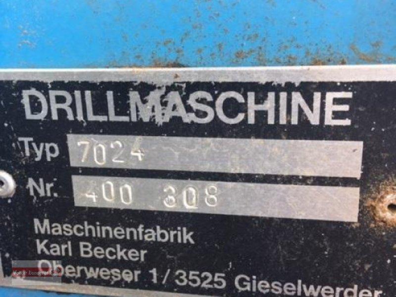 Drillmaschinenkombination des Typs Maschio Kreiselegge Becker Sämaschine, Gebrauchtmaschine in Ostheim/Rhön (Bild 4)