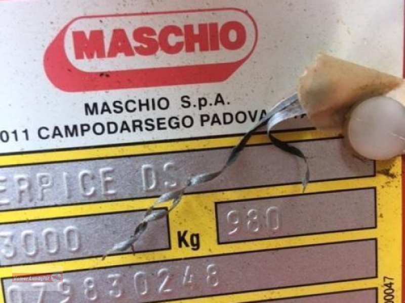 Drillmaschinenkombination des Typs Maschio Kreiselegge Becker Sämaschine, Gebrauchtmaschine in Ostheim/Rhön (Bild 3)