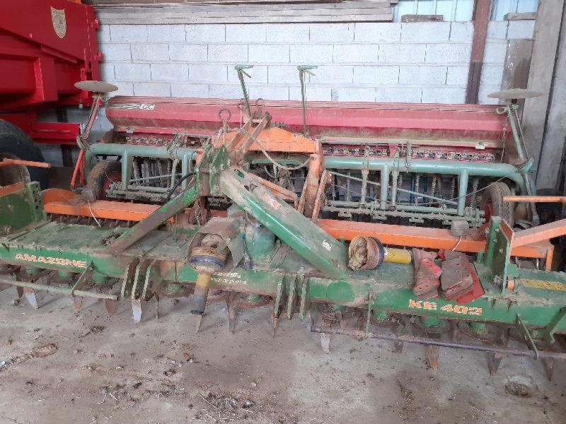 Drillmaschinenkombination типа Nodet GC 4 M, Gebrauchtmaschine в Bray En Val (Фотография 1)