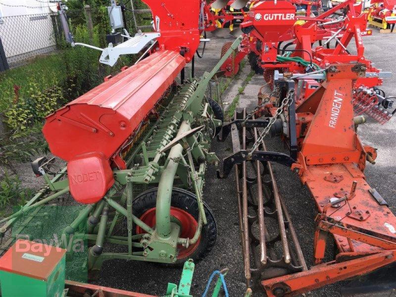 Drillmaschinenkombination des Typs Nodet NODET + FRANDENT 3 METER, Gebrauchtmaschine in Bogen (Bild 3)