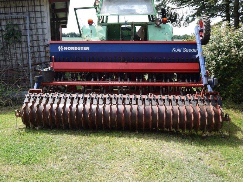 Drillmaschinenkombination tip Nordsten 3030, Kulti seeder m/doublet Rekord, Gebrauchtmaschine in Skanderborg (Poză 1)