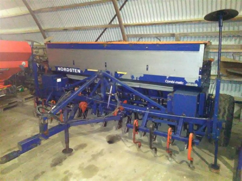 Drillmaschinenkombination типа Nordsten Combi Matic 3m CKG, Gebrauchtmaschine в Mern (Фотография 1)
