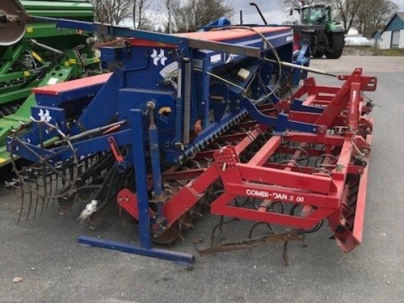 Drillmaschinenkombination tip Nordsten Nordsten/Agrodan 4m Combi-Dan 3000/NS3040, Gebrauchtmaschine in Rødekro (Poză 1)