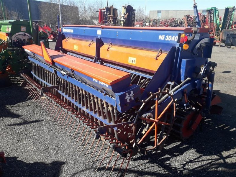 Drillmaschinenkombination типа Nordsten NS 3040 Med frøudstyr, Gebrauchtmaschine в Horsens (Фотография 2)