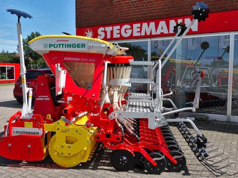Drillmaschinenkombination des Typs Pöttinger Aerosem 3002 ADD + Lion 3002, Neumaschine in Billerbeck (Bild 1)