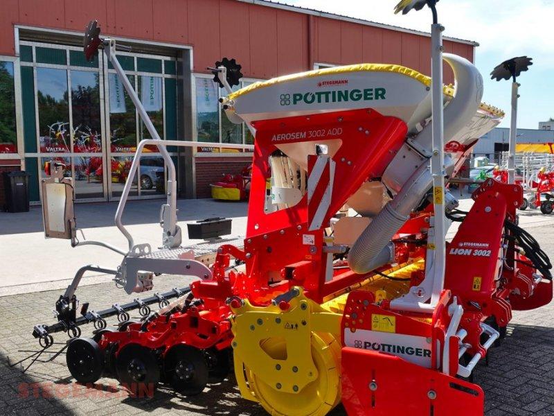 Drillmaschinenkombination des Typs Pöttinger Aerosem 3002 ADD + Lion 3002, Neumaschine in Billerbeck (Bild 18)