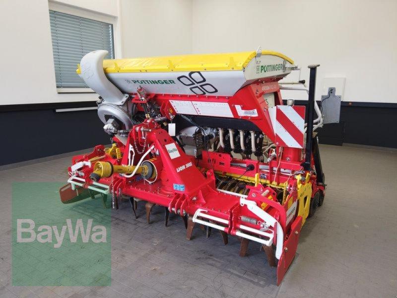 Drillmaschinenkombination des Typs Pöttinger AEROSEM 3002 + LION 3002, Gebrauchtmaschine in Manching (Bild 1)