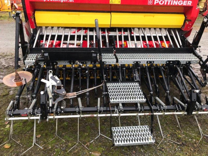 Drillmaschinenkombination des Typs Pöttinger Combiné de semis COMBINEDESEMIS Pöttinger, Gebrauchtmaschine in LA SOUTERRAINE (Bild 9)