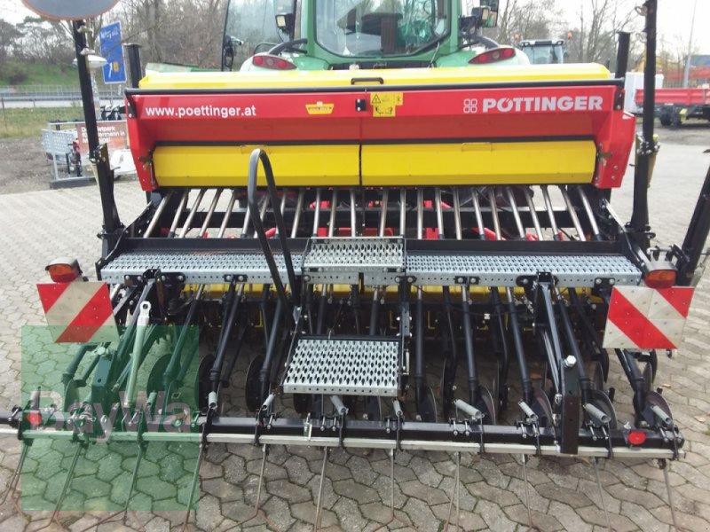 Drillmaschinenkombination des Typs Pöttinger GEBR. PÖTTINGER DRILLKOM 301AD, Gebrauchtmaschine in Manching (Bild 7)
