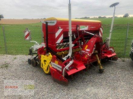 Drillmaschinenkombination des Typs Pöttinger Lion 3002 + Vitasem 3002 A, Gebrauchtmaschine in Langenau (Bild 6)