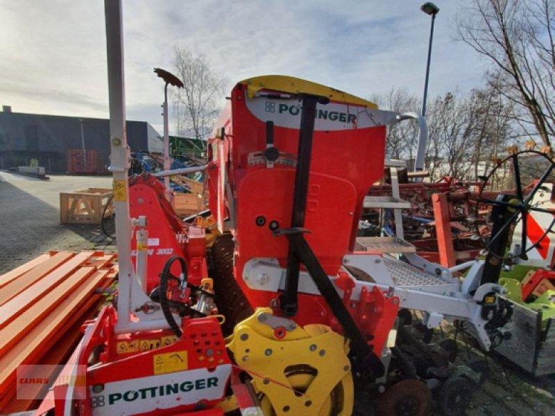 Drillmaschinenkombination des Typs Pöttinger Lion 3002 + Vitasem 3002 A, Gebrauchtmaschine in Langenau (Bild 9)