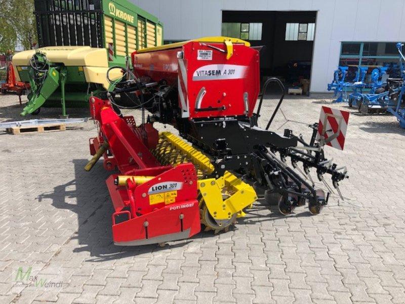 Drillmaschinenkombination des Typs Pöttinger Lion 301 + Vitasem 301, Gebrauchtmaschine in Markt Schwaben (Bild 1)