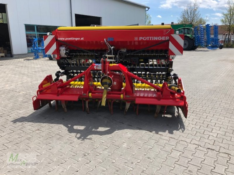 Drillmaschinenkombination des Typs Pöttinger Lion 301 + Vitasem 301, Gebrauchtmaschine in Markt Schwaben (Bild 3)