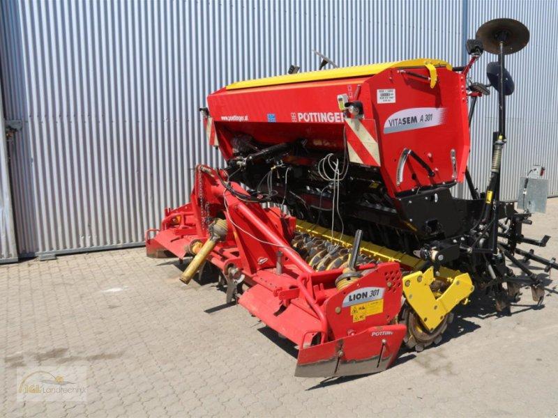 Drillmaschinenkombination des Typs Pöttinger Lion 301 & Vitasen, Gebrauchtmaschine in Pfreimd (Bild 1)