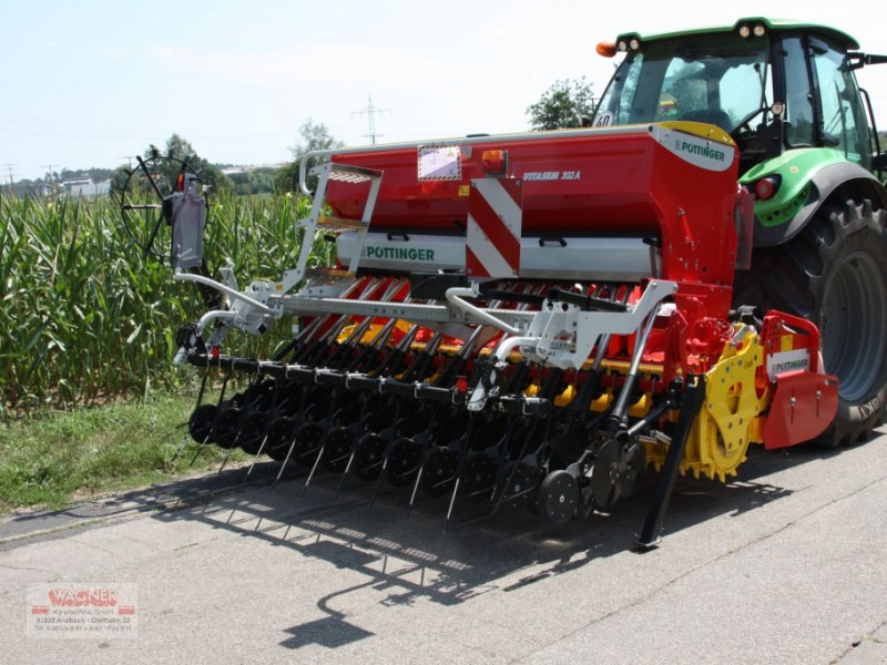 Drillmaschinenkombination des Typs Pöttinger Lion 303 + Vitasem302 A, Neumaschine in Ansbach (Bild 3)