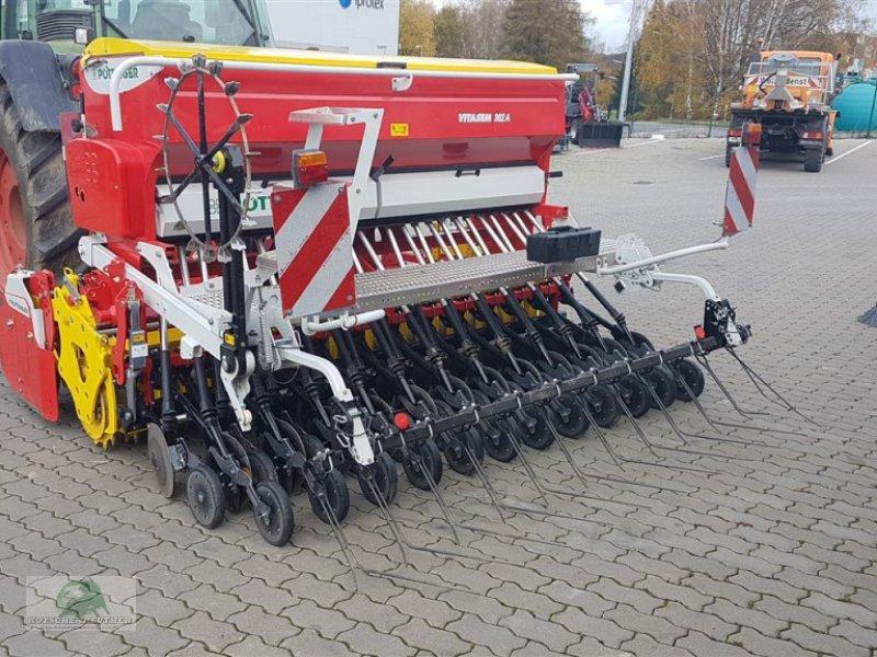 Drillmaschinenkombination des Typs Pöttinger Lion303+Vitasem302A, Gebrauchtmaschine in Münchberg (Bild 1)