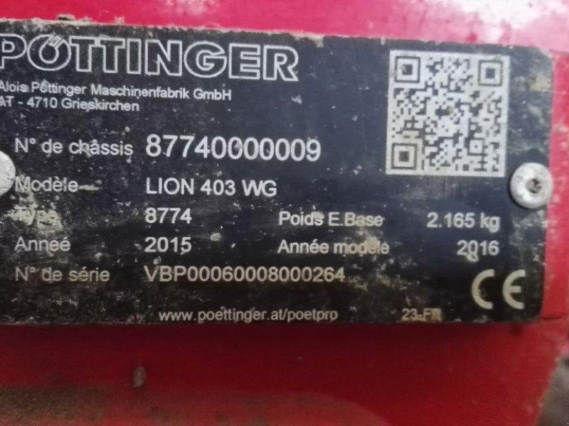 Drillmaschinenkombination des Typs Pöttinger PNEUMATIQUE, Gebrauchtmaschine in Savigny sur Braye (Bild 4)
