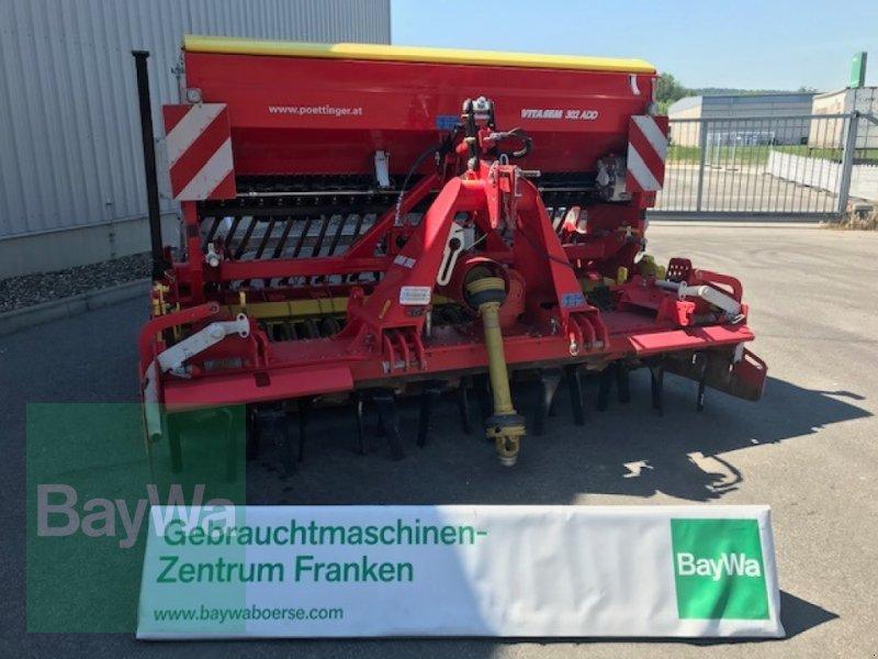Drillmaschinenkombination типа Pöttinger Vitasem 302 ADD + Lion 3002, Gebrauchtmaschine в Bamberg (Фотография 1)