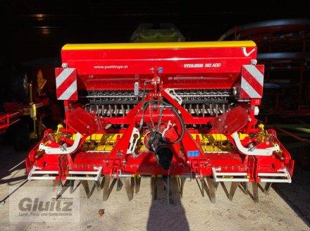Drillmaschinenkombination des Typs Pöttinger Vitasem 302 ADD, Gebrauchtmaschine in Gammertingen-Kettenacker (Bild 1)