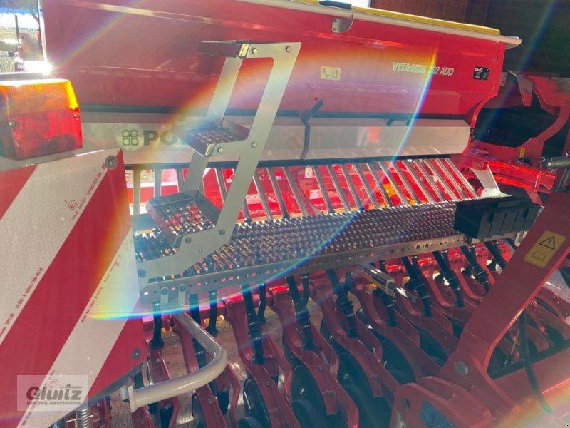 Drillmaschinenkombination des Typs Pöttinger Vitasem 302 ADD, Gebrauchtmaschine in Gammertingen-Kettenacker (Bild 2)