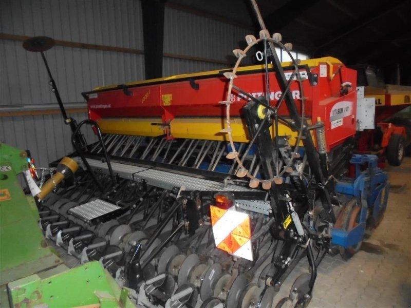 Drillmaschinenkombination des Typs Pöttinger Vitasem A 401 Med  Rabe  PKE 4001 rotorharve, Gebrauchtmaschine in Rønde (Bild 4)