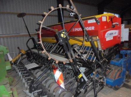Drillmaschinenkombination des Typs Pöttinger Vitasem A 401 Med  Rabe  PKE 4001 rotorharve, Gebrauchtmaschine in Rønde (Bild 5)