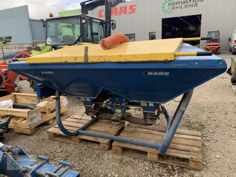 Drillmaschinenkombination des Typs Rabe Corvus VKE 6000 K + FT 6000, Gebrauchtmaschine in Rittersdorf (Bild 2)