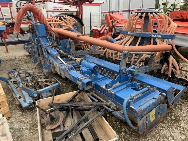Drillmaschinenkombination des Typs Rabe Corvus VKE 6000 K + FT 6000, Gebrauchtmaschine in Rittersdorf (Bild 7)