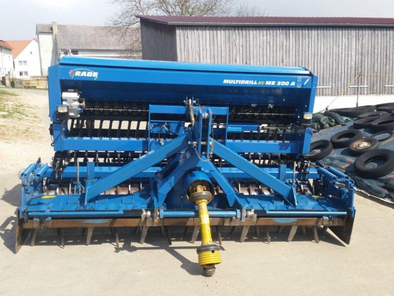 Drillmaschinenkombination des Typs Rabe Multidrill Eco 300 A, Gebrauchtmaschine in Pleinfeld (Bild 1)