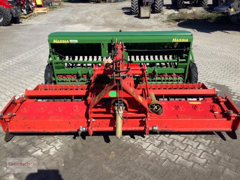 Drillmaschinenkombination des Typs Rau Cyclotiller + Drillmaschine, Gebrauchtmaschine in Blaufelden (Bild 2)