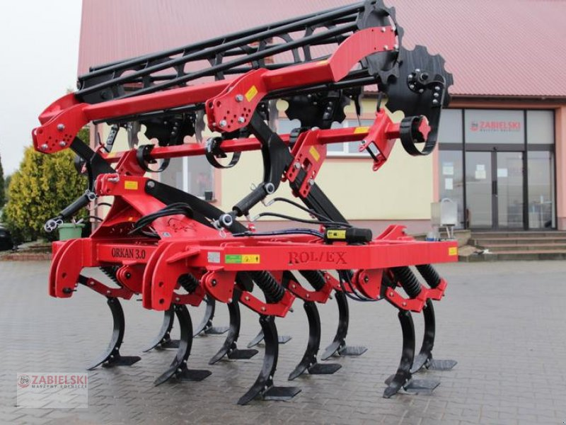 Drillmaschinenkombination typu Sonstige Flügelschargrubber/ Cultivator/ Kultywator bezorkowy 3m / Cultivador sin arar 3m, Neumaschine w Jedwabne (Zdjęcie 1)