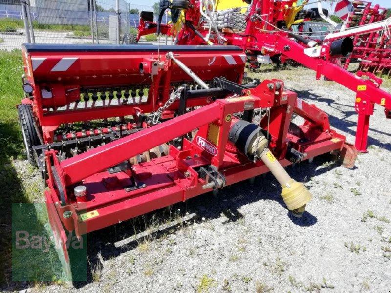 Drillmaschinenkombination des Typs Sonstige Semo 100 + Forigo F132, Gebrauchtmaschine in Eggenfelden (Bild 1)