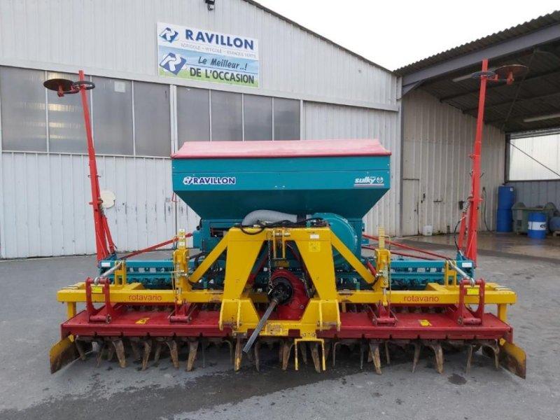 Drillmaschinenkombination типа Sulky 4M, Gebrauchtmaschine в VERT TOULON (Фотография 1)