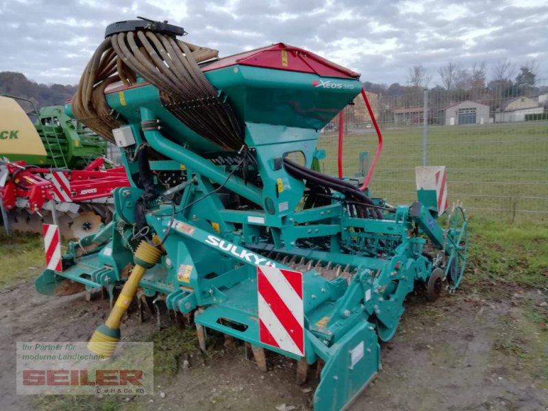 Drillmaschinenkombination des Typs Sulky HR 3000.19 + XEOS MD, Gebrauchtmaschine in Burghaslach (Bild 1)