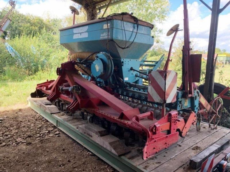 Drillmaschinenkombination типа Sulky HR 4001D, Gebrauchtmaschine в SAINT-GERMAIN DU PUY (Фотография 1)