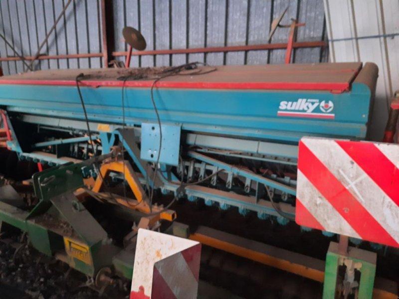 Drillmaschinenkombination типа Sulky MECANIQUE INTEGRE, Gebrauchtmaschine в CHAUMONT (Фотография 1)