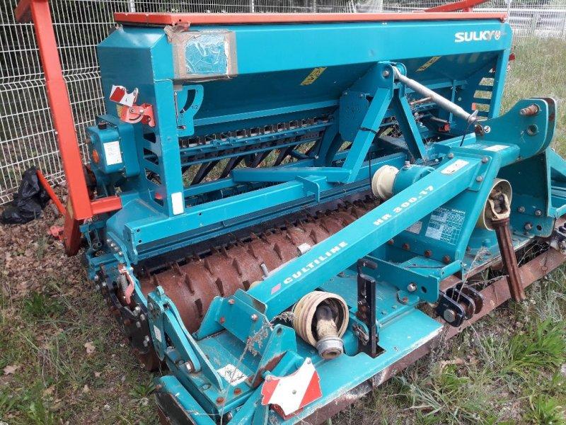 Drillmaschinenkombination типа Sulky TRARLINE - CULTILINE HR, Gebrauchtmaschine в Roussillon (Фотография 1)