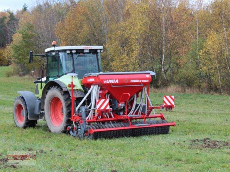 Drillmaschinenkombination des Typs Unia Fenix G 1000 / 3, Neumaschine in Ostheim/Rhön (Bild 1)
