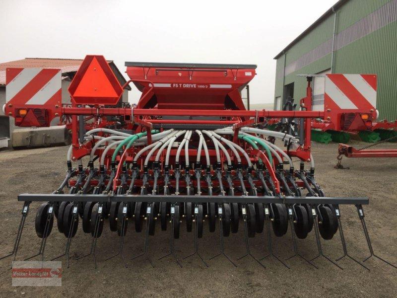 Drillmaschinenkombination des Typs Unia FS1000/3Drive, Neumaschine in Ostheim/Rhön (Bild 3)