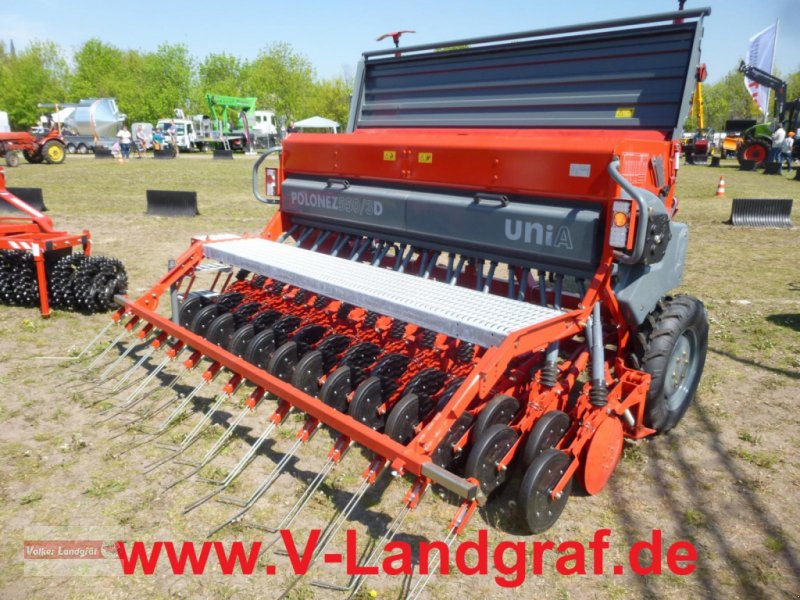 Drillmaschinenkombination типа Unia Polonez 550/3 Premium, Neumaschine в Ostheim/Rhön (Фотография 1)