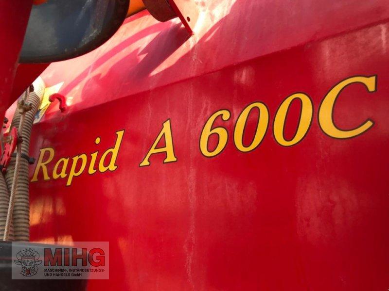 Drillmaschinenkombination des Typs Väderstad RAPID A600C, Gebrauchtmaschine in Dummerstorf OT Petschow (Bild 5)