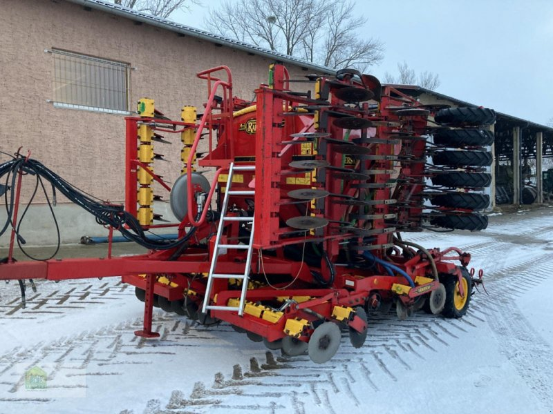 Drillmaschinenkombination des Typs Väderstad Rapid RDA 600 S, Gebrauchtmaschine in Salsitz (Bild 1)