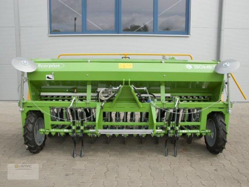 Drillmaschinenkombination a típus Vemac Bomet Drillmaschine 250cm 2,50m Sämaschine Reihensämaschine NEU, Neumaschine ekkor: Osterweddingen / Magdeburg (Kép 1)