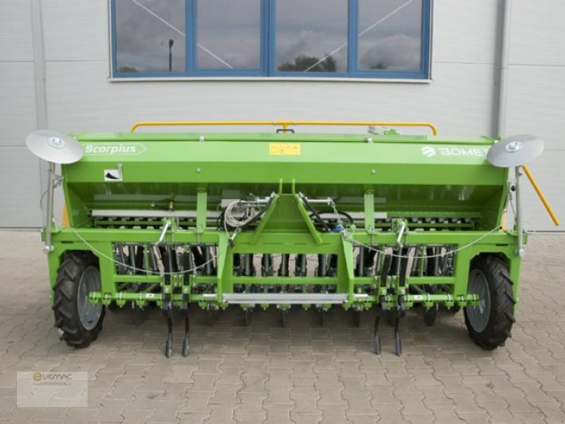 Drillmaschinenkombination типа Vemac Bomet Drillmaschine 300cm 3,00m Sämaschine Reihensämaschine NEU, Neumaschine в Osterweddingen / Magdeburg (Фотография 1)