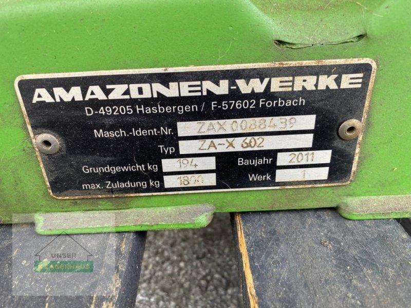 Düngerstreuer типа Amazone 602, Gebrauchtmaschine в Hartberg (Фотография 4)