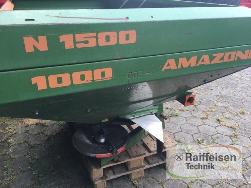 Düngerstreuer des Typs Amazone Düngerstreuer ZAM 1500, Gebrauchtmaschine in Westerhorn (Bild 5)