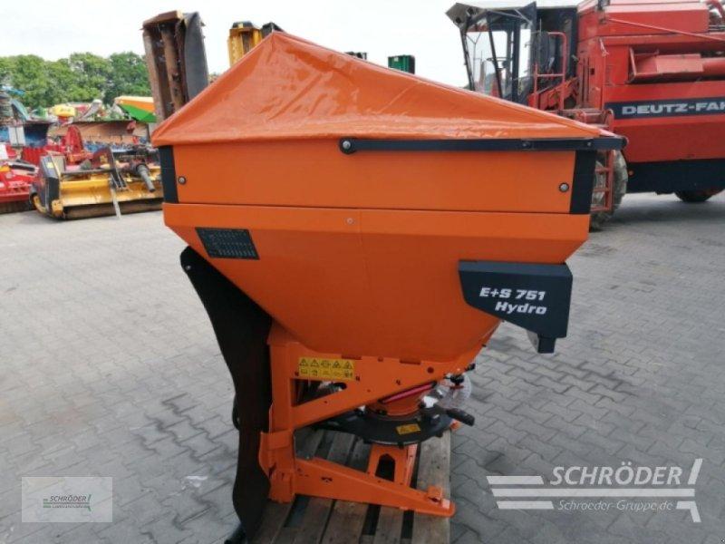 Düngerstreuer des Typs Amazone E+S 751 Hydro Salzstreuer, Gebrauchtmaschine in Wildeshausen (Bild 4)