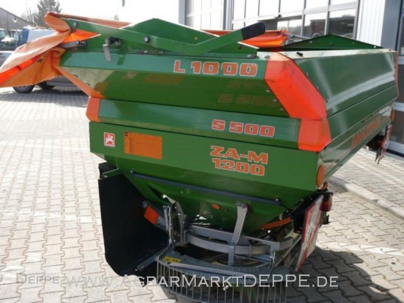 Düngerstreuer типа Amazone ZA-M 1200, Gebrauchtmaschine в Bad Lauterberg-Barbis (Фотография 1)