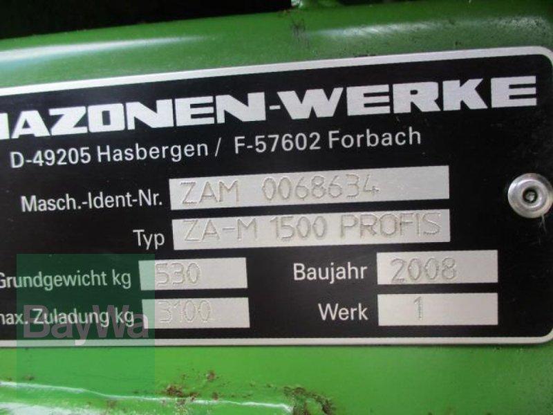 Düngerstreuer des Typs Amazone ZA-M 1500 PROFIS  #675 ., Gebrauchtmaschine in Schönau b.Tuntenhaus (Bild 7)