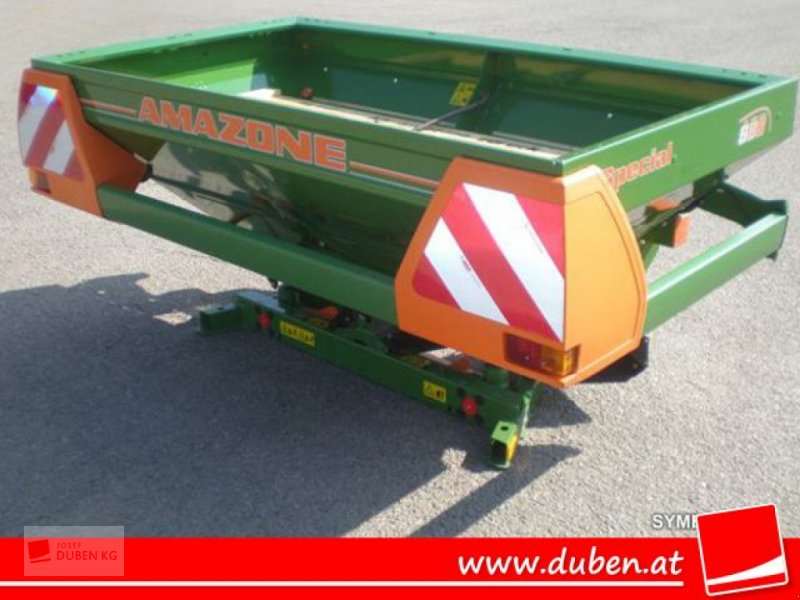 Düngerstreuer des Typs Amazone ZA-M 1501, Neumaschine in Ziersdorf (Bild 2)